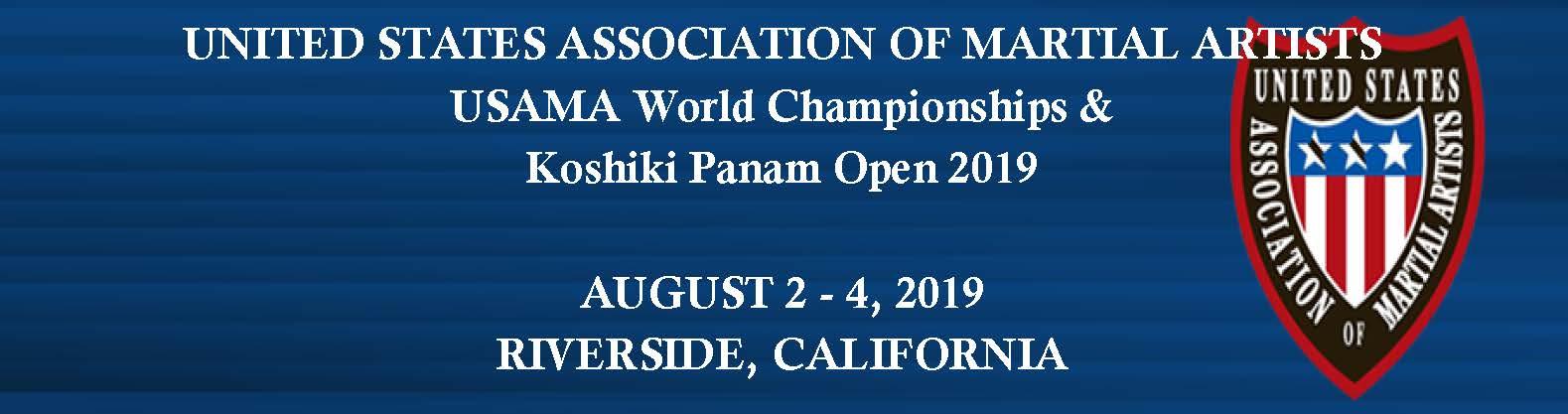 World Championships & Koshiki PanAm Open - US Association of